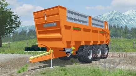 Vaia NL 27 princeton orange for Farming Simulator 2013