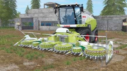 Claas Jaguar 800 & Orbis 750 for Farming Simulator 2017