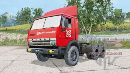 KamAZ-5410 animated elements for Farming Simulator 2015