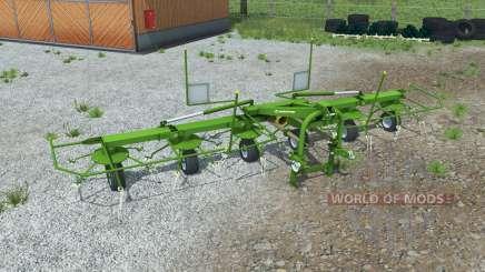 Krone Wender slimy green for Farming Simulator 2013