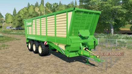 Krone TX 560 D & ZX 560 GD for Farming Simulator 2017