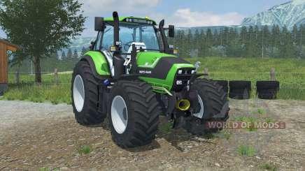 Deutz-Fahr Agrotron TTV 6190 2008 for Farming Simulator 2013