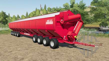 Bromar Mother Bin for Farming Simulator 2017