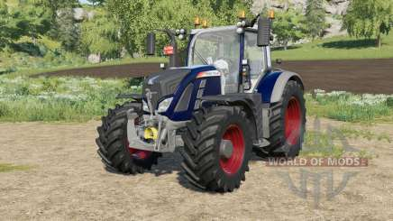 Fendt 700 Vario Bos 3-color for Farming Simulator 2017
