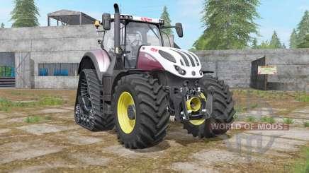 Steyr Terrus 6000 CVT Rowtrac for Farming Simulator 2017