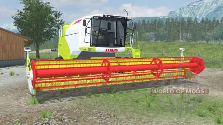 Claas Tucano 480 for Farming Simulator 2013