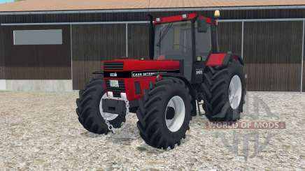 Case International 1455 animated element for Farming Simulator 2015