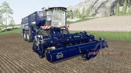 Holmer Terra Dos T4-40 & HR 12 for Farming Simulator 2017