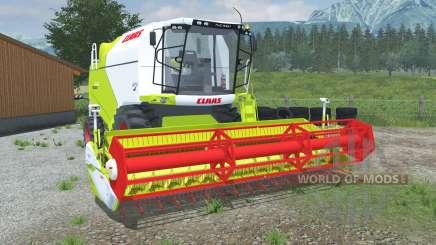 Claas Tucano 440 and Vario 540 for Farming Simulator 2013
