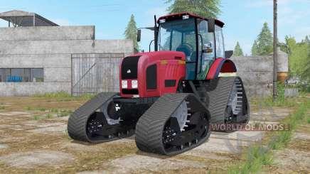 MTZ-Belarus 2022.3 crawler modules for Farming Simulator 2017