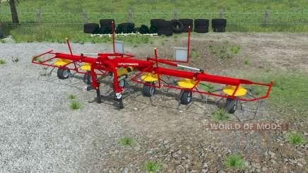 Pottinger Hit 610 N for Farming Simulator 2013