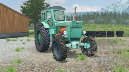 T-40АМ open doors for Farming Simulator 2013