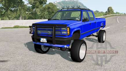 Gavril D-Series Any Level Lift v0.20 for BeamNG Drive