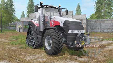 Case IH Magnum 300 CVX has all the lights for Farming Simulator 2017