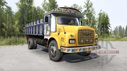 Tata 1210 for MudRunner