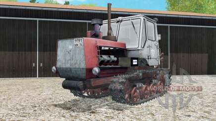 T-150-05-09 own weight 18680 kg. for Farming Simulator 2015