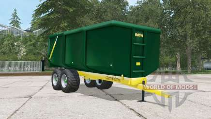 Multiva TR 190 county green for Farming Simulator 2015
