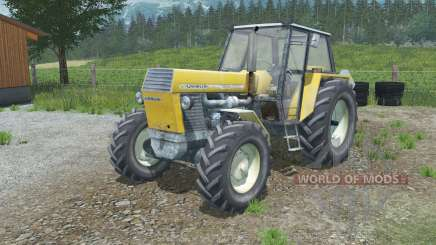 Ursus 1204 real exhaust particle for Farming Simulator 2013