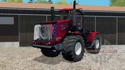 Kirovets K-9450 red for Farming Simulator 2015