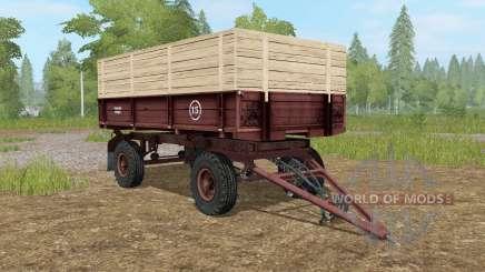 PTS-4 high load capacity for Farming Simulator 2017