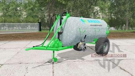 Bauer VB 50 for Farming Simulator 2015