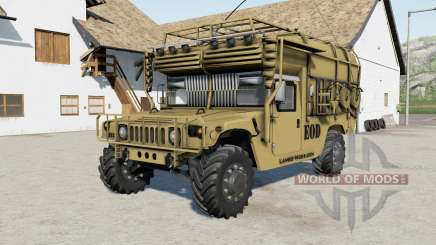 HMMWV M997 for Farming Simulator 2017