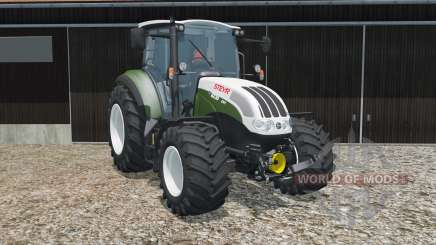 Steyr 6230 CVT multicolor for Farming Simulator 2015