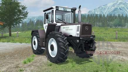 Mercedes-Benz Trac 1600 Turbo automatic wipers for Farming Simulator 2013