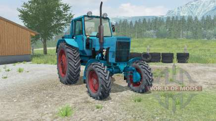 MTZ-82 Belarus to connect a full drive for Farming Simulator 2013
