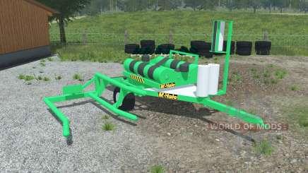 McHale 991 malachite for Farming Simulator 2013