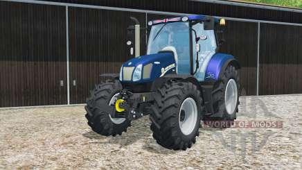 New Holland T6.160 Basildon 50 Years for Farming Simulator 2015