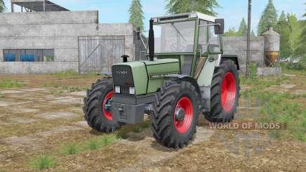 Fendt Farmer 307&309 LSA Turbomatik for Farming Simulator 2017