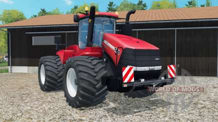 Case IH Steiger 500 light brilliant red for Farming Simulator 2015