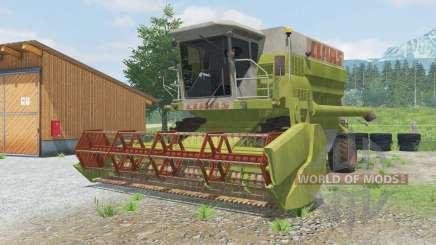 Claas Commandor 116 CS for Farming Simulator 2013