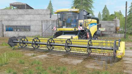 New Holland CX8000 for Farming Simulator 2017