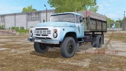 ZIL-MMZ-554 reinforced for Farming Simulator 2017