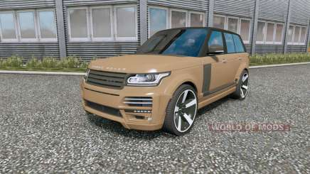 Land Rover Range Rover Vogue (L405) Startech for Euro Truck Simulator 2