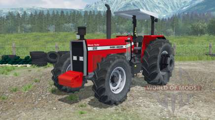 Massey Ferguson 299 4x4 for Farming Simulator 2013