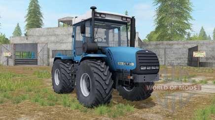 HTZ-17022 mirrors reflect the environment for Farming Simulator 2017