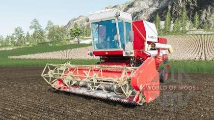 Fortschritt E 514 color choice for Farming Simulator 2017