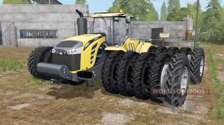 Challenger MT900E with 20 wheels for Farming Simulator 2017
