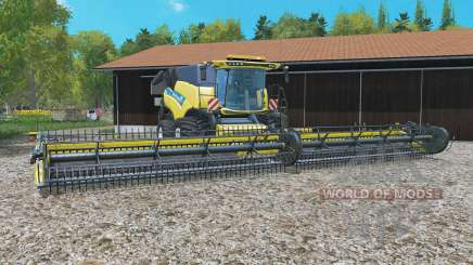 New Holland CR10.90 with header for Farming Simulator 2015