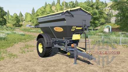 Bredal K-series for Farming Simulator 2017