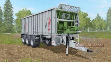 Fliegl ASW 288 Gigant heather for Farming Simulator 2017