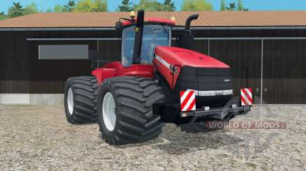 Case IH Steiger 600 wide tyre for Farming Simulator 2015