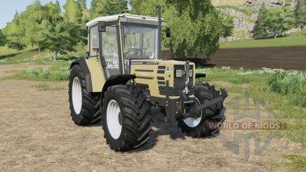 Hurlimann H-488 sound update for Farming Simulator 2017