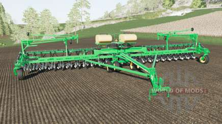 Great Plains YP-2425A increased capacity for Farming Simulator 2017
