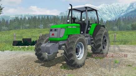 Agrale BX 6150 islamic green for Farming Simulator 2013