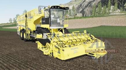 Ropa Tiger 6 XL can load potatoes for Farming Simulator 2017