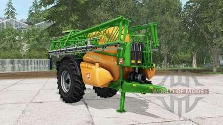 Amazone UX 5200 pantone green for Farming Simulator 2015